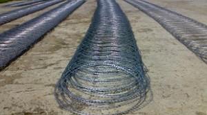 Плоское заграждение «Гюрза» выс.600мм/длина 10м