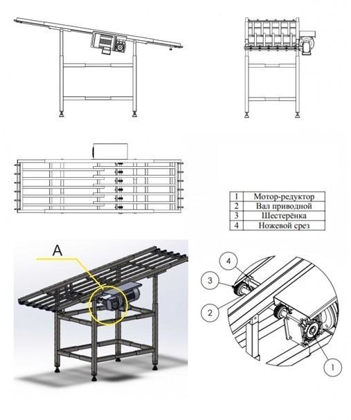 Конвейерное оборудования ленты элеваторы ульяновская область